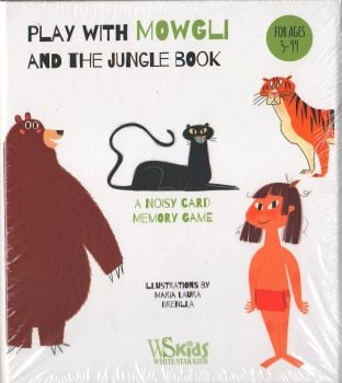 PLAY WITH MOWGLI AND THE JUNGLE BOOK: Card Game