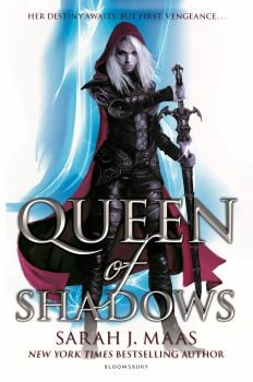 "QUEEN OF SHADOWS. ""Throne of Glass"", Part 4"
