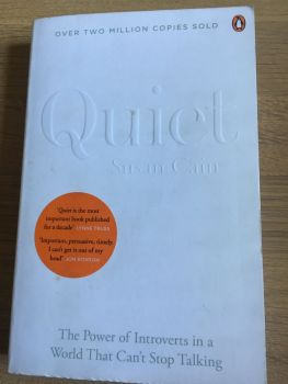 QUIET : The Power of Introverts in a World That Can`t Stop Talking