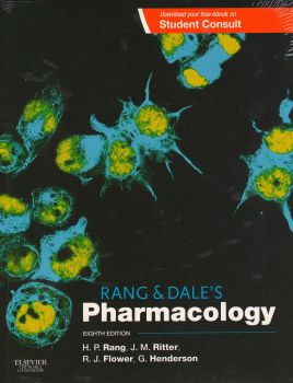 RANG & DALE`S PHARMACOLOGY, 8th Edition