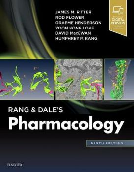 RANG & DALE`S PHARMACOLOGY, 9th Edition