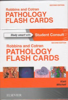 ROBBINS AND COTRAN PATHOLOGY FLASH CARDS, 2nd Edition