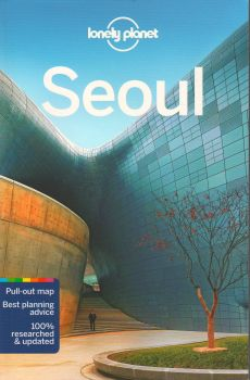 """SEOUL, 8th Edition. """"Lonely Planet Travel Guide"""""""