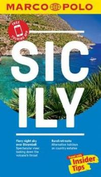 """SICILY. """"Marco Polo Travel Guides"""""""