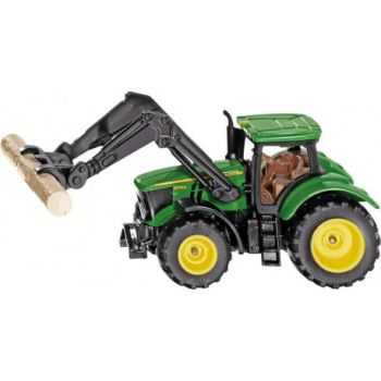 1540 Играчка John Deere With Log Grabber