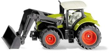 1392 Играчка Claas Axion With Frond Loader
