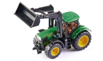 1395 Играчка John Deere With Front Loader
