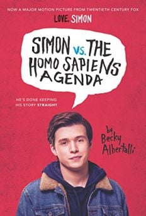 SIMON VS. THE HOMO SAPIENS AGENDA: Movie Tie-In