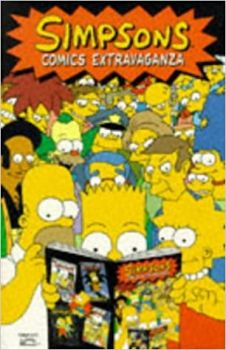 SIMPSONS` COMICS EXTRAVAGANZA