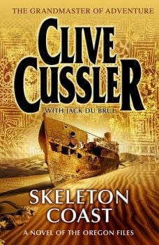 SKELETON COAST. (C.Cussler)