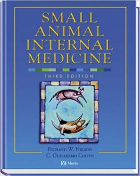 "SMALL ANIMAL INTERNAL MEDICINE. 3rd ed. ""ELSEVIE"