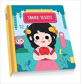"""SNOW WHITE. """"My First Pull-the-Tab Fairy Tale"""""""