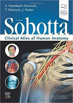 SOBOTTA CLINICAL ATLAS OF HUMAN ANATOMY, One Volume Ed.
