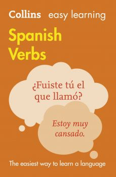 """SPANISH VERBS. """"Collins Easy Learning"""""""