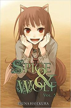 SPICE AND WOLF, Volume 5