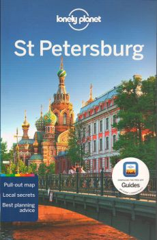"""ST PETERSBURG, 7th Edition. """"Lonely Planet Travel Guide"""""""