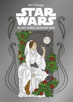 STAR WARS: Art Therapy Colouring Book
