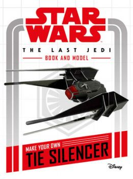 STAR WARS: The Last Jedi - Book and Model