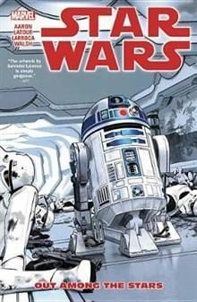 STAR WARS: Out Among the Stars, Volume 6