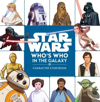 STAR WARS: Who`s Who in the Galaxy