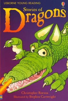 """STORIES OF DRAGONS. """"Usborne Young Reading Series 1"""""""