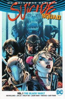 SUICIDE SQUAD: The Black Vault (Rebirth), Volume 1