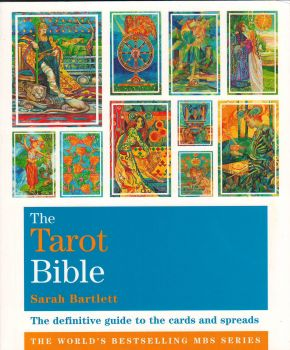 TAROT BIBLE_THE. (Sarah Bartlett)