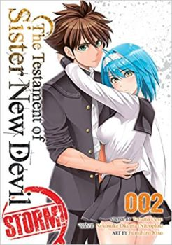THE TESTAMENT OF SISTER NEW DEVIL, Volume 2