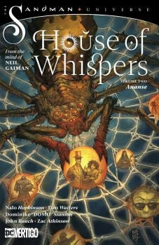 THE HOUSE OF WHISPERS Volume 2: The Sandman Universe