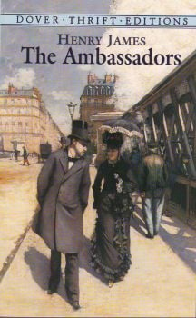 """THE AMBASSADORS. """"Dover Thrift Editions"""""""