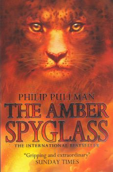 "THE AMBER SPYGLASS. ""His Dark Materials"""