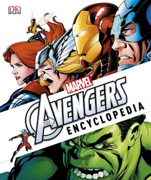 THE AVENGERS ENCYCLOPEDIA