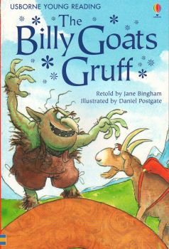 """THE BILLY GOATS GRUFF. """"Usborne Young Reading Series 1"""""""