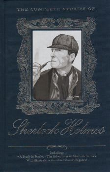 """THE COMPLETE STORIES OF SHERLOCK HOLMES. """"The Wo"""