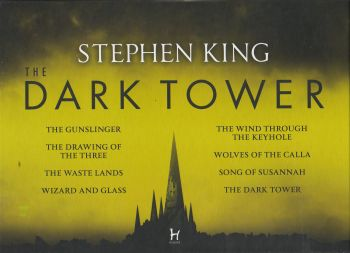 THE DARK TOWER BOXSET