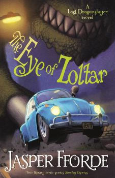 "THE EYE OF ZOLTAR. ""Last Dragonslayer"", Book 3"