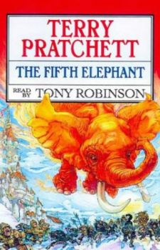 THE FIFTH ELEPHANT: Discworld Novel 24