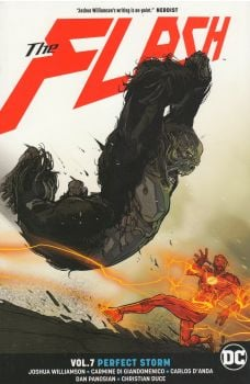 THE FLASH: Perfect Storm, Volume 7