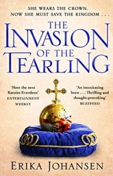 """THE INVASION OF THE TEARLING. """"The Tearling"""", Book 2"""
