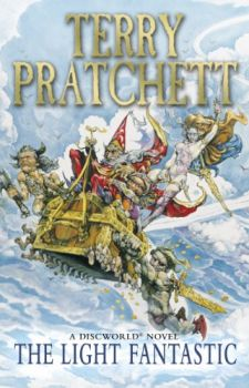 THE LIGHT FANTASTIC: Discworld Novel 2