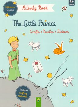 THE LITTLE PRINCE: Activity Book