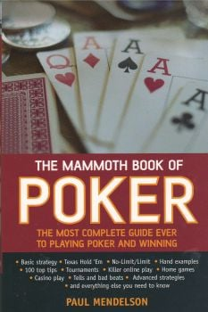 THE MAMMOTH BOOK OF POKER
