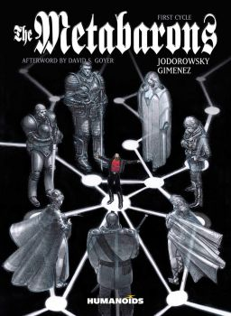 THE METABARONS : The First Cycle