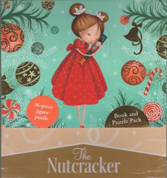 THE NUTCRACKER: Book and Puzzle Pack