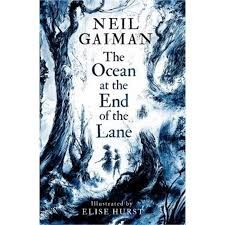 THE OCEAN AT THE END OF THE LANE : Illustrated Edition