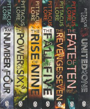 THE PITTACUS LORE COMPLETE COLLECTION