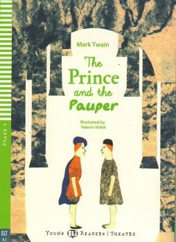 "THE PRINCE AND THE PAUPER. ""Young Eli Readers"", A2 - Stage 4 + CD"