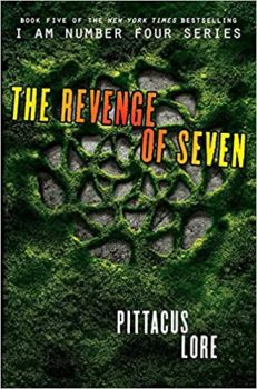 "THE REVENGE OF SEVEN. ""I Am Number Four"", Book 5"