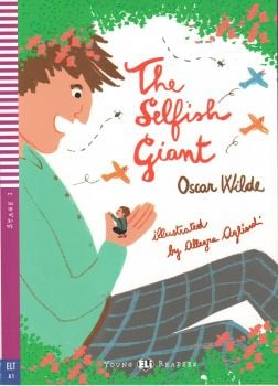 "THE SELFISH GIANT. ""Young Eli Readers"", A1 - Stage 2 + CD"