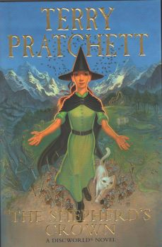 "THE SHEPHERD`S CROWN. ""Discworld Novels"", Part 41"
